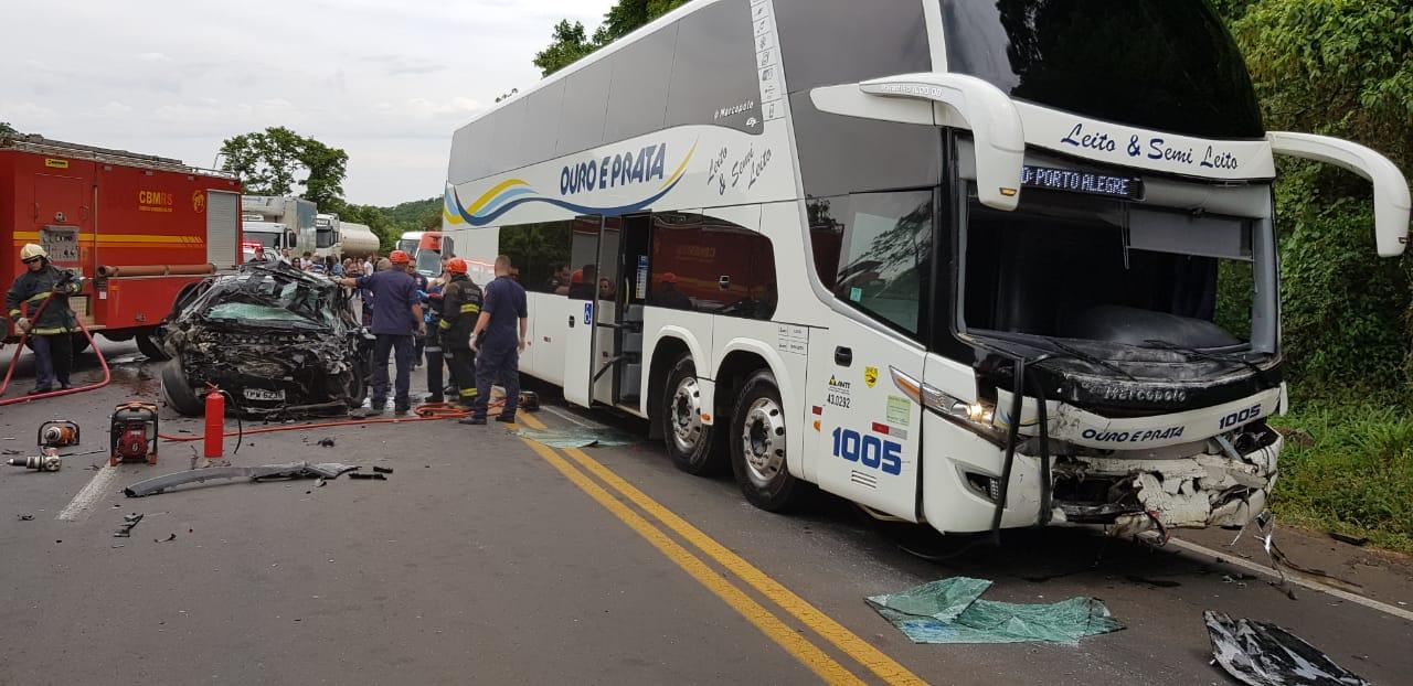 bf731fe19 Grave acidente tira a vida de enfermeiro na BR 386